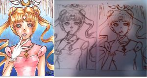 Sailor Moon (for sale) by lilYumi-chan