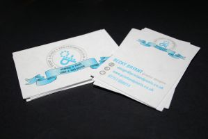New Business Cards by rbryant