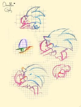 Doodles :o by gaby888