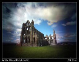 Whitby Abbey (pinhole) rld 01 by richardldixon