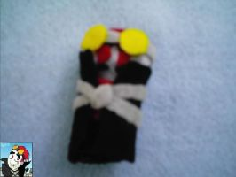 Jack Spicer Plushie by DarkshadowPrincess