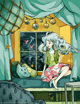 April's Room by puchiko2