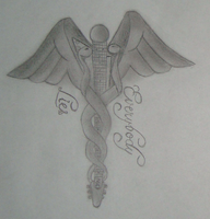 Tattoo desing 1 by L-Justine