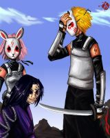 NARUTO__Together Forever Ever by Hehe-m