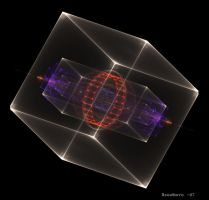 Satalite Cube by electricdawn
