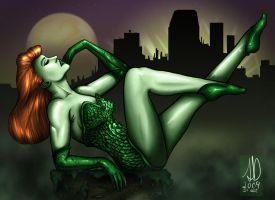 Poison Ivy by walrus3