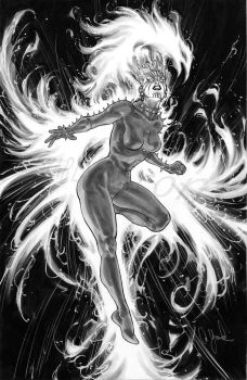 Rachel Summers by davidyardin