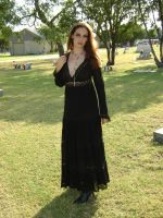 Gothic Witch 12 by HiddenYume-stock