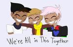 We're All In This Together by BonnieTheGamer01