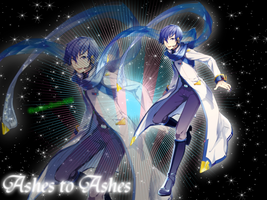 Ashes to Ashes Video Title Image by Levi-Ackerman-Heicho