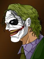 Joker Profile by darknight7