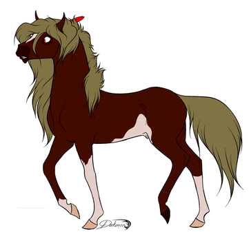 Red Winter ref by horses0101