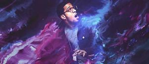 kid cudi by swag-k