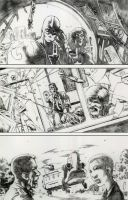 PulpHeroes-pencils-Pg01 by RONJOSEPH-ARTIST