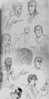 New Faro sketch dump by squonkhunter