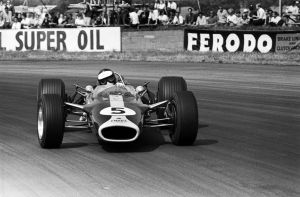 Jim Clark (Great Britain 1967) by F1-history