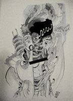 BRIDE OF FRANKENSTEIN by EricCanete