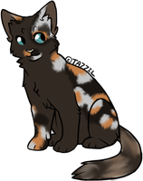Adoptable Cat Two by Nocte-Cornu