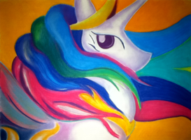 Celestia by TheFabledRarity