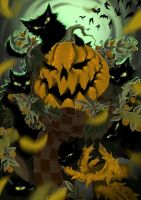 Barnabas Pumpkin by Mikesource