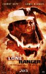 The Lone Ranger (2013) by N8MA