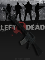 Rifle M16A2 - Left 4 Dead by JhonyHebert