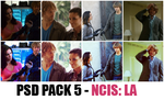 PSD 71 - Ncis: Los Angeles by Tatjash