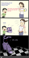 FNaF 2 Comic - The New Toy by PeterPack