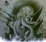 Illithid by KKylimos