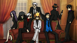 KHR - TYL Vongola Family by Shadowgirl89