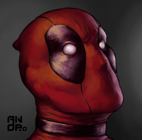 Deadpool! by Andronex