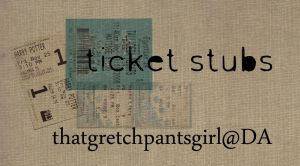 Ticket Stub Textures by thatgretchpantsgirl