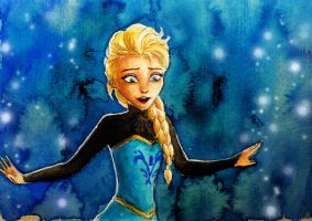 Let It Go by ve-pe