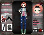 Zombie Infection .:Lucy:. by Dannysplox