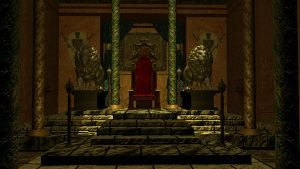 Throne by chrisgoddard85