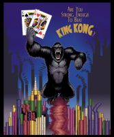King Kong Poker colors by guillomcool