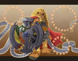 Digivolve - Wheel of Prophecy by SeiAni