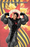 Soviet, Faster, Stronger, Better! by Soviet-Superwoman