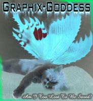 Leave me Be Fairy Cat ID 2 by Graphix-Goddess