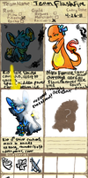 Team Flashfire by SymmetrysNightmare