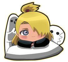 Deidara cute by Oshawat19