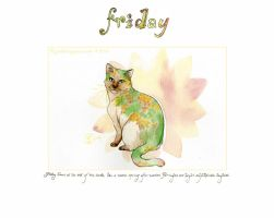Friday by GoldeenHerself