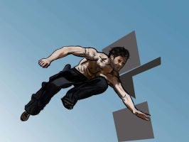 David Belle by 50ShadesOfShame