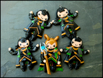 Loki's New Army by GrandmaThunderpants