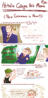 Hetalia College Meme by Teacher-Germany