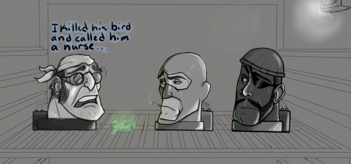 TF2: So what did you do? Part 2 by IsabelleBlackHeart