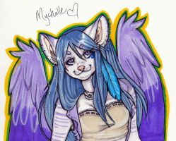 Mychelle by Krr