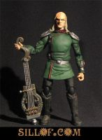 Dune - Gurney Halleck by sillof