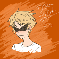 Bro Strider by infinitehearts
