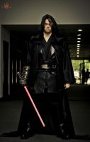 Anakin Sith Cosplay complete by DaveCPrince